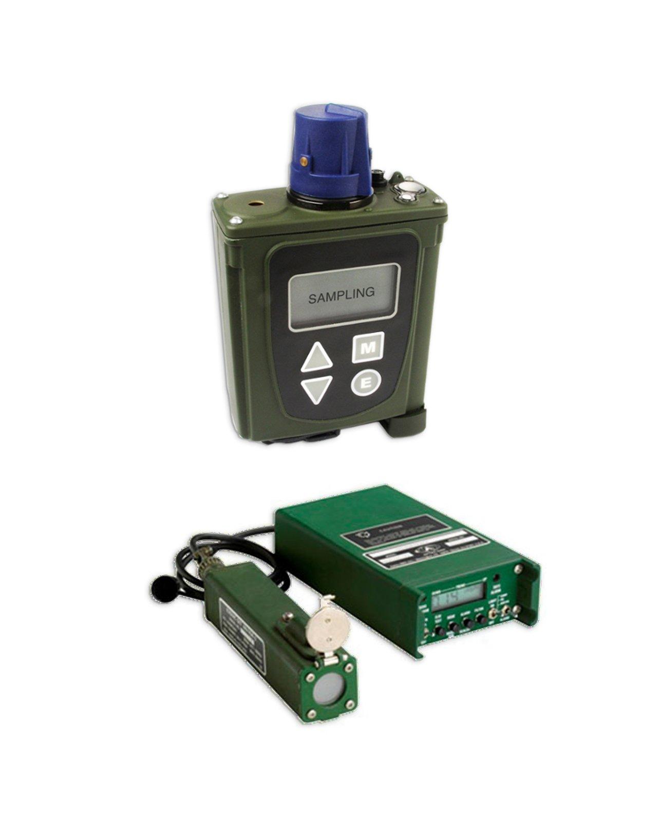 LCD3.3-SIM & PDR-77-SIM Argon Electronics