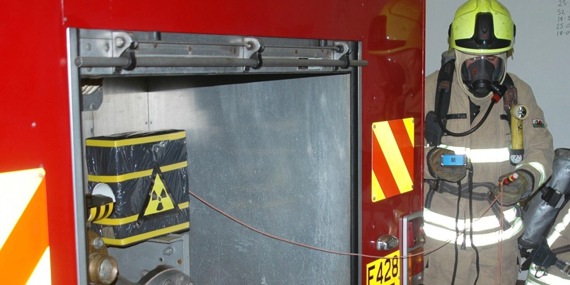 Revolutionising radiation safety training for UK first responders