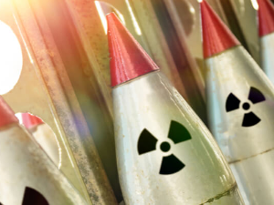Predicting the civilian reaction to a nuclear WMD event