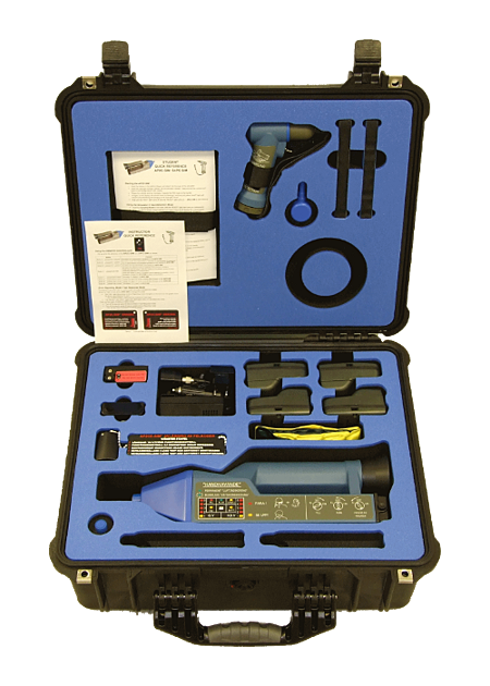 AP2C-SIM chemical hazard detection simulator carrying case