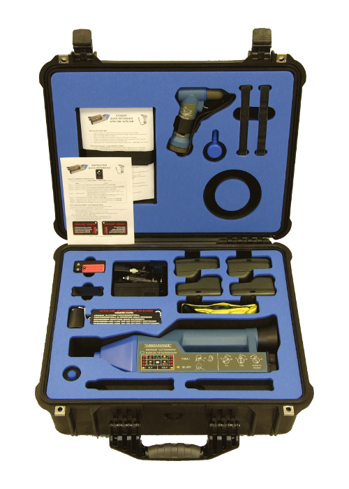 AP4C-SIM-case chemical hazard detection simulator
