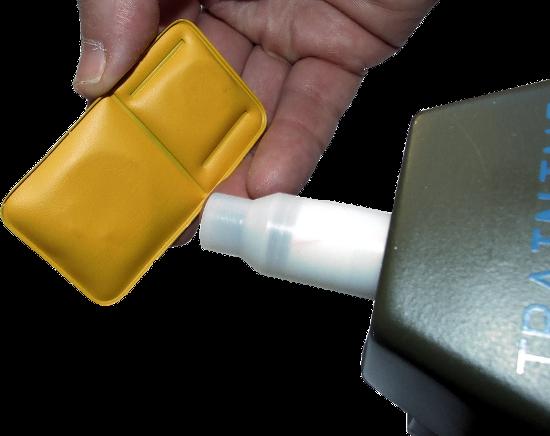 CamSim Cam Chemical Hazard Detection Simulator | CBRNe