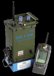 GID-3 chemical hazard detection simulator
