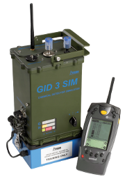 GID-3 chemical hazard detection simulator