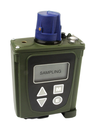 LCD3 SIM chemical hazard detection simulator