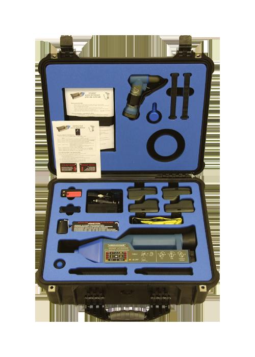S4PE Chemical Hazard Detection Simulator case