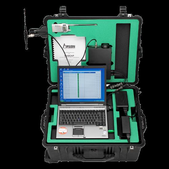 CBRNe HazMat Detector Alarm Nascap case