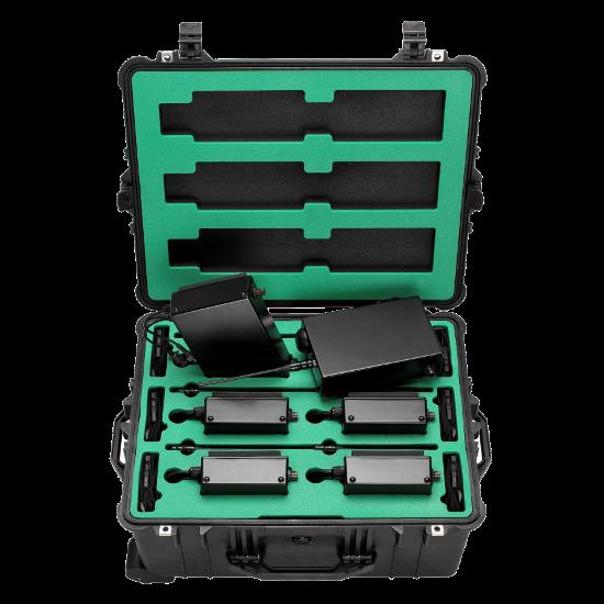 CBRNe HazMat training Detector Alarm Nascap repeater case