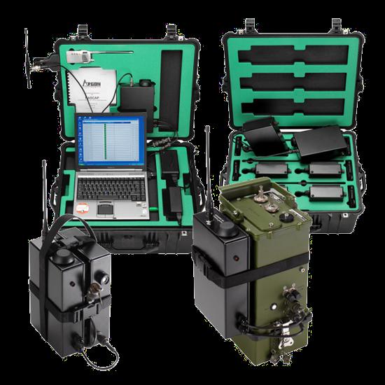 CBRNe HazMat detector alarm systems nascap main