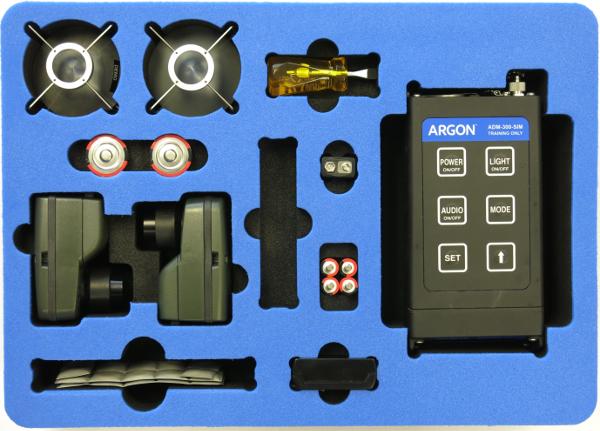 ADM300AV1B-SIM case Argon Electronics