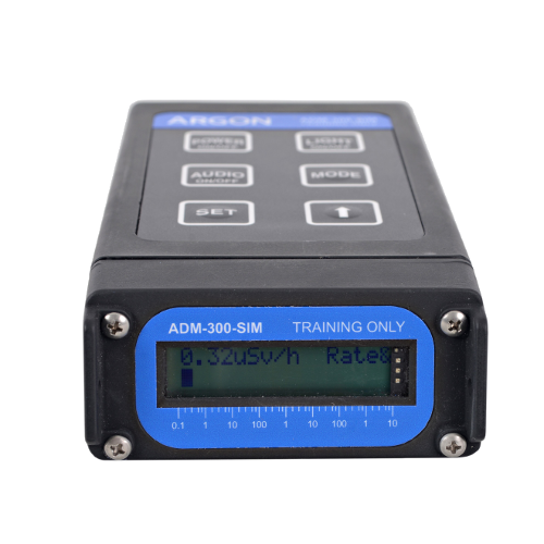 ADM300AV1B-SIM Radiation Training Simulator
