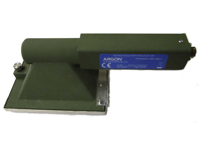 AN / PDR 77 Alpha SIM Radiation Hazard Detection Simulator Probe