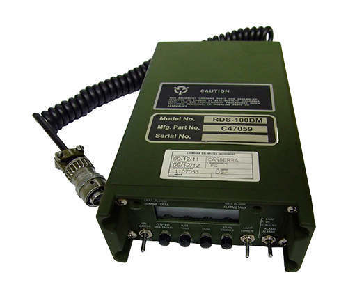 AN / PDR-77 Beta SIM Radiation Hazard Simulator probe