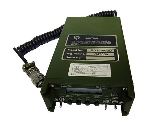 AN / PDR 77 Alpha SIM Radiation Hazard Detection