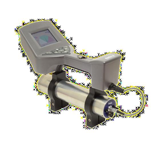 SAM940-SIM NaI Gamma spectrometer radiation hazard detection simulator