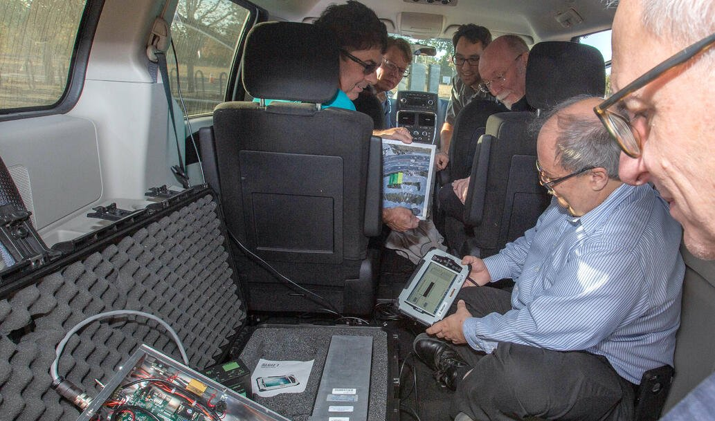 RaFTS NaI Prototype Vehicle Survey Simulator-2