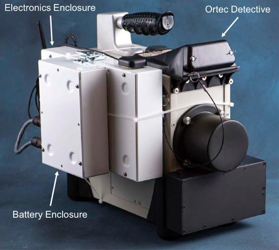 RaFTS-Ortec-Detective-Prototype-3