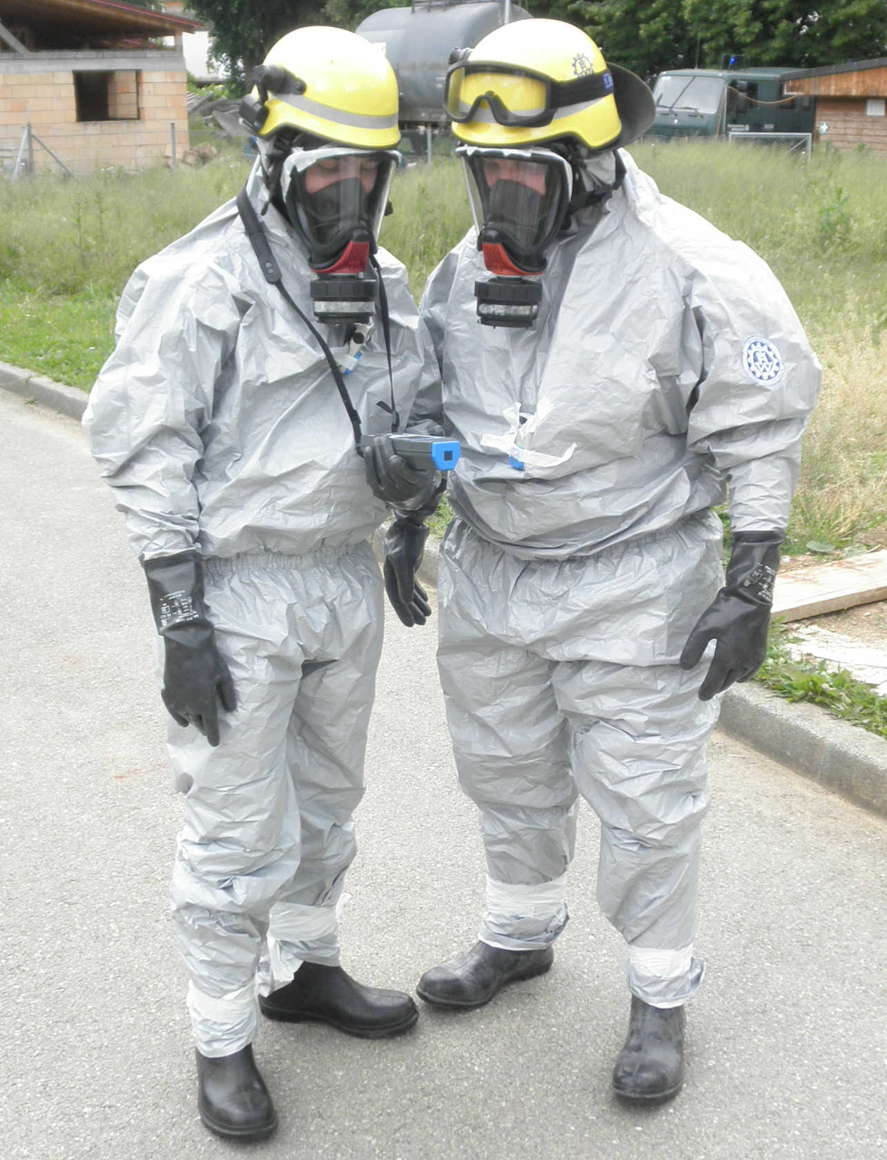 radiation hazard training