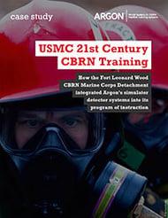 USMC 21st Century CBRN Training
