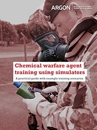 Chemical-warfare-agent-training-using-simulators