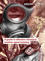 chemical warfare agent training guide