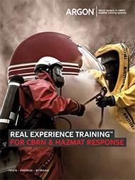 Argon First Responder CBRN HazMat Simulation Brochure