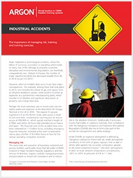 The importance of managing risk, training and training exercises