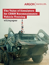 Using Simulators to Enhance Hazmat Training Exercises