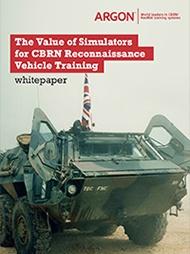 Using Simulators to Enhance Hazmat Training Exercises