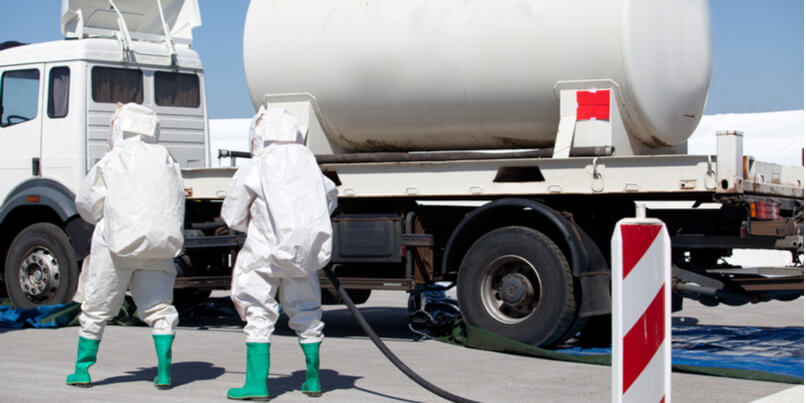 First responder CBRNe training: what makes a chemical toxic?