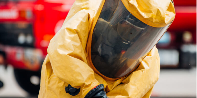 6 key attributes to look for in a wide-area CBRNe training system