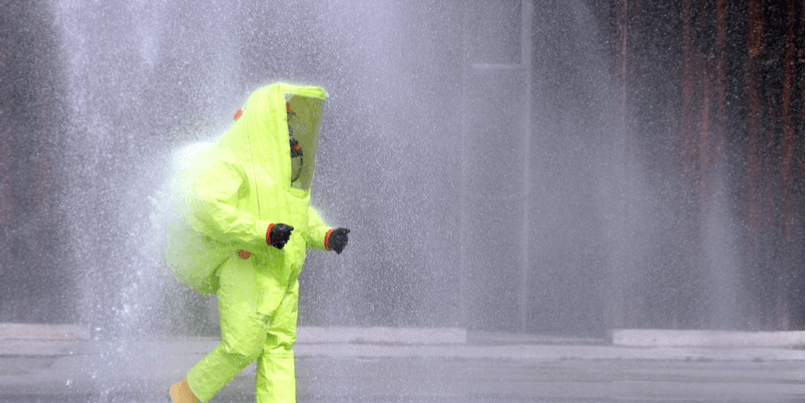 What are the most common types of chemical warfare agent (CWA)?