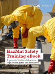 A guide to HazMat definitions, regulations, risks and scenarios