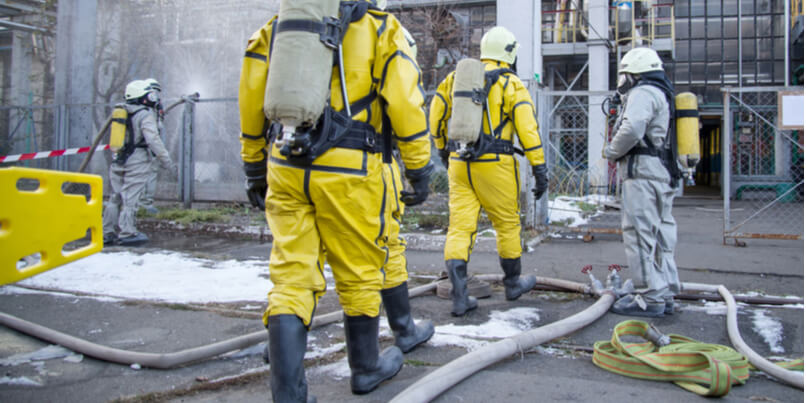 How to maximise first responder safety during radiological incidents