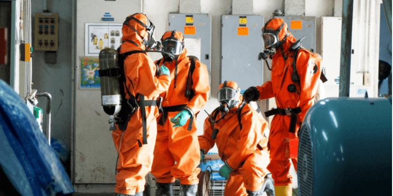 Are first responders sufficiently prepared for radiological incidents?