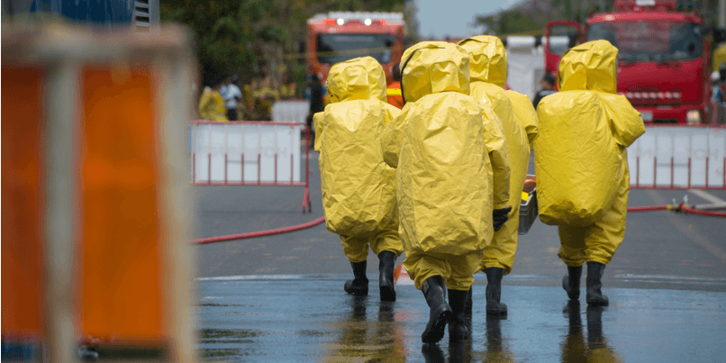 How prepared do firefighters feel to handle HazMat incidents?
