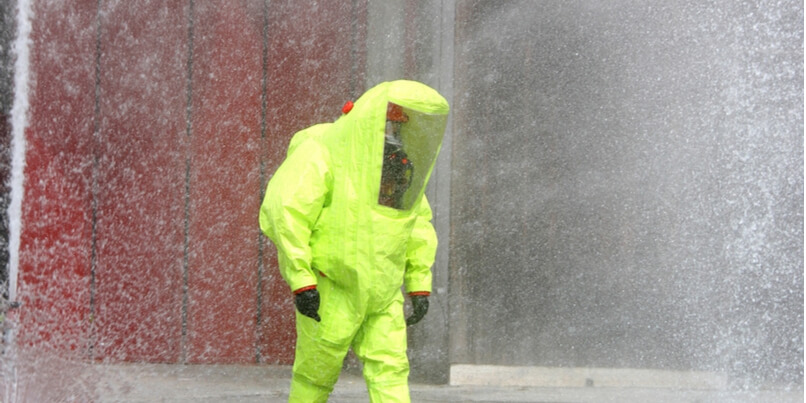 Improving initial operational response to CBRNe incidents