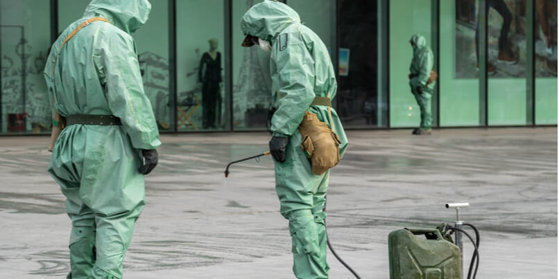 The importance of collaboration in countering CBRNe threats