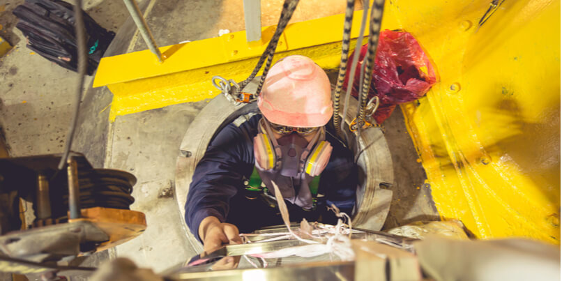 Multi-gas simulation offers safety boost for confined space personnel