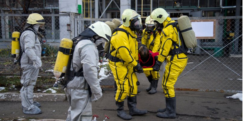 Assessing the scope of radiological training for emergency response