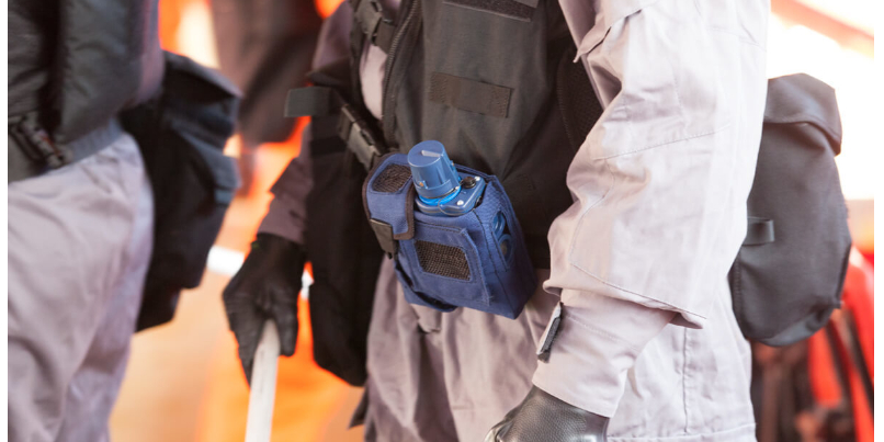 Delivering realistic chemical hazard training with the LCD3.3 / M4A1 JCAD SIM