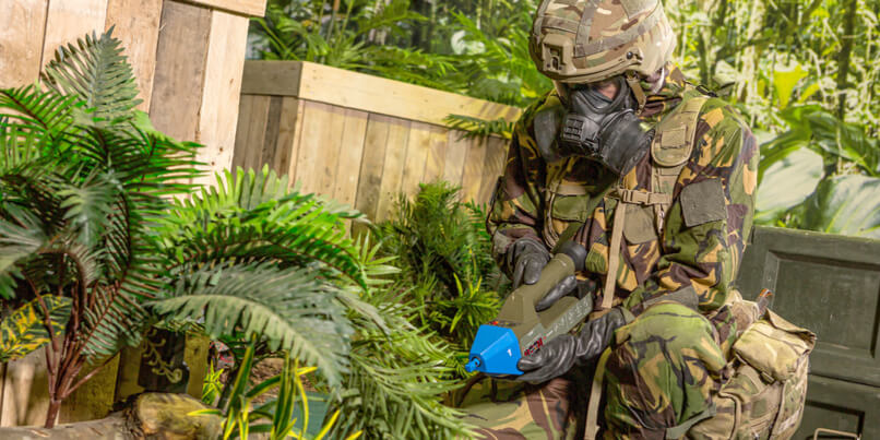 How simulators are aiding the UK's counter-CBRN capabilities